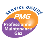 Logo Professionnel Maintenance Gaz